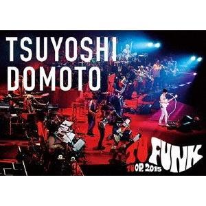 堂本剛/TSUYOSHI DOMOTO TU FUNK TUOR 2015<DVD>(通常盤)20160608|wondergoo