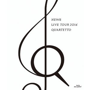 NEWS/NEWS LIVE TOUR 2016 QUARTETTO<3Blu-ray>(通常盤)20161214|wondergoo