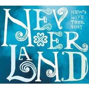 ●NEWS/NEWS LIVE TOUR 2017 NEVERLAND<DVD>(初回盤)20180124|wondergoo