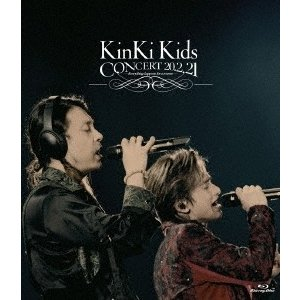 【先着特典付】KinKi Kids/KinKi Kids CONCERT 20.2.21 -Everything happens for a reason-<Blu-ray>(通常盤)[Z-7436]20180725|wondergoo