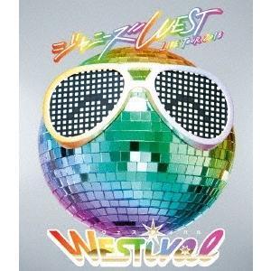 ジャニーズWEST/ジャニーズWEST LIVE TOUR 2018 WESTival<Blu-ray>(通常仕様)20181024|wondergoo