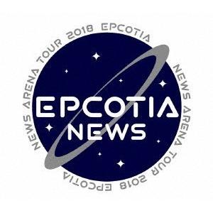 NEWS/NEWS ARENA TOUR 2018 EPCOTIA<DVD>(初回盤)20190116 wondergoo