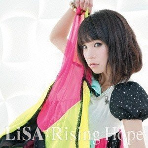 LiSA/Rising Hope<CD>(通常盤)|wondergoo