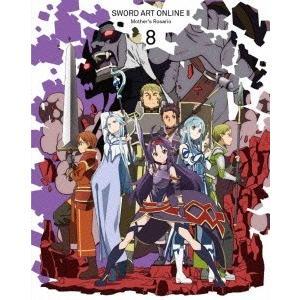 TVアニメ/ソードアート・オンライン II 第8巻<DVD><完全生産限定版>20150527 wondergoo