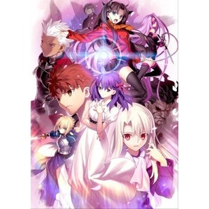 アニメ映画/劇場版「Fate/stay night [Heaven's Feel] I.presage flower」<Blu-ray>(通常版)20180509|wondergoo
