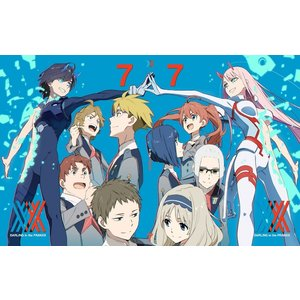 TVアニメ/ダーリン・イン・ザ・フランキス 7<DVD>(完全生産限定盤)20181024 wondergoo