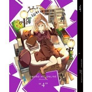 【ダブル連動&オリ特典付】TVアニメ/ソードアート・オンライン アリシゼーション 4<Blu-ray>(完全生産限定版)[Z-7773]20190424|wondergoo