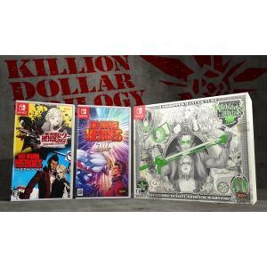 【オリ特付】No More Heroes 3 KILLION DOLLAR TRILOGY<Swit...