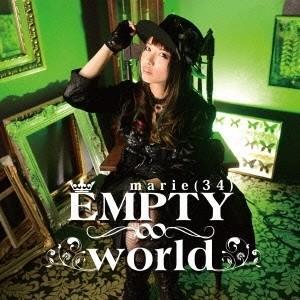 まりえ(34)/EMPTY∞world<CD>(初回限定A盤)20150708|wondergoo