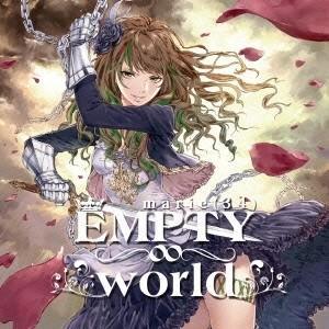 まりえ(34)/EMPTY∞world<CD>(初回限定B盤)20150708|wondergoo