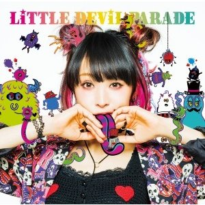 LiSA/LiTTLE DEViL PARADE<CD+Blu-ray>(初回生産限定盤)20170524|wondergoo