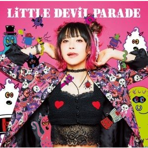 LiSA/LiTTLE DEViL PARADE<CD>(通常盤)20170524|wondergoo