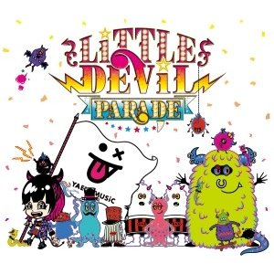 LiSA/LiTTLE DEViL PARADE<CD+Blu-ray+グッズ>(完全生産限定盤)20170524|wondergoo