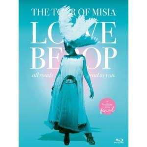 MISIA/THE TOUR OF MISIA LOVE BEBOP all roads lead to you in YOKOHAMA ARENA FINAL<DVD>(通常盤)20170524|wondergoo