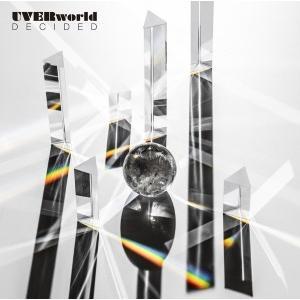UVERworld/DECIDED<CD+DVD>(初回生産限定盤)20170712|wondergoo
