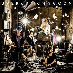 【先着特典付】UVERworld/TYCOON<CD>(通常盤)[Z-6483]20170802|wondergoo