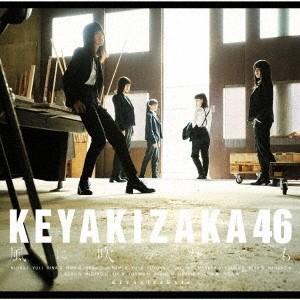 欅坂46/風に吹かれても<CD+DVD>(初回仕様限定盤TYPE-C)20171025|wondergoo