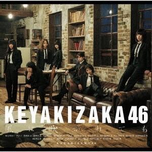 欅坂46/風に吹かれても<CD>(通常盤)20171025|wondergoo