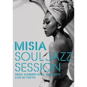 MISIA/MISIA SOUL JAZZ SESSION<DVD>(通常盤初回仕様)20171129|wondergoo
