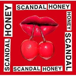SCANDAL/HONEY<CD+Tシャツ>(完全生産限定盤)20180214|wondergoo