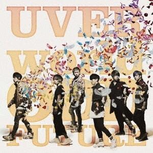 UVERworld/ODD FUTURE<CD>(通常盤)20180502|wondergoo