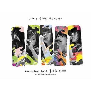 Little Glee Monster/Little Glee Monster Arena Tour 2018 - juice !!!!! - at YOKOHAMA ARENA<DVD>(初回生産限定盤)20180509|wondergoo