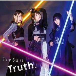 TrySail/Truth.<CD+DVD>(初回生産限定盤)20180606|wondergoo