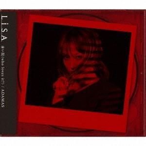 【オリジナル特典付】LiSA/赤い罠(who loves it?) / ADAMAS<CD+DVD>(初回生産限定盤)[Z-7881]20181212|wondergoo