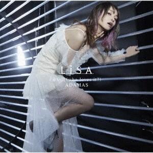 【オリジナル特典付】LiSA/赤い罠(who loves it?) / ADAMAS<CD>(通常盤)[Z-7881]20181212|wondergoo