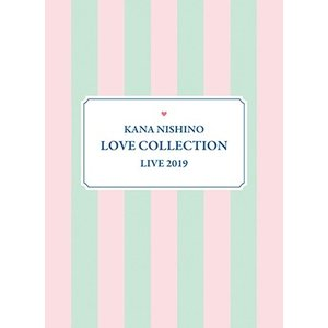 【オリジナル特典付】西野カナ/Kana Nishino Love Collection Live 2019<DVD>(完全生産限定盤)[Z-8061]20190424|wondergoo