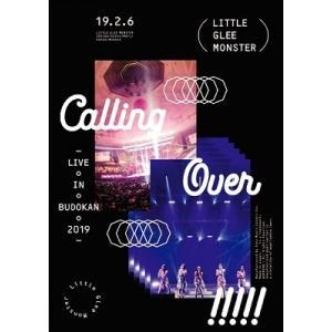 Little Glee Monster/Little Glee Monster Live in BUDOKAN 2019〜Calling Over!!!!!<Blu-ray>(通常盤)20190619|wondergoo