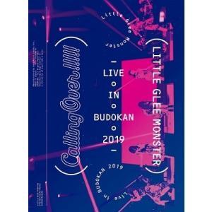 【先着特典付】Little Glee Monster/Little Glee Monster Live in BUDOKAN 2019〜Calling Over!!!!!<DVD>(初回生産限定盤)[Z-8400]20190619|wondergoo