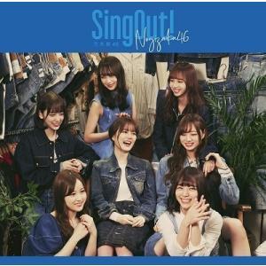 乃木坂46/Sing Out!<CD+Blu-ray>(初回仕様限定盤 TYPE-D)20190529 wondergoo