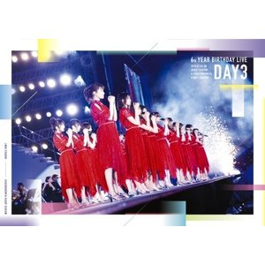 乃木坂46/6th YEAR BIRTHDAY LIVE Day3<2DVD>(通常盤)20190703|wondergoo