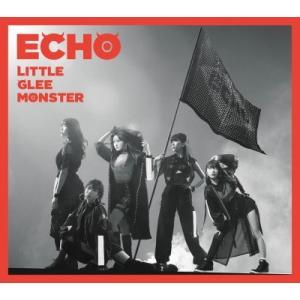 Little Glee Monster/ECHO<CD+DVD>(初回生産限定盤 A)20190925|wondergoo