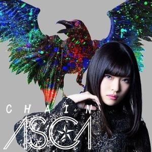【オリジナル特典付】ASCA/CHAIN<CD>(通常盤)[Z-9061]20200226