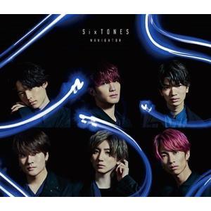 △【先着特典付】SixTONES/NAVIGATOR<CD+DVD>(初回盤)[Z-9213]|wondergoo