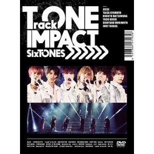 ●SixTONES/TrackONE-IMPACT-<2DVD>(初回盤)20201014|wondergoo