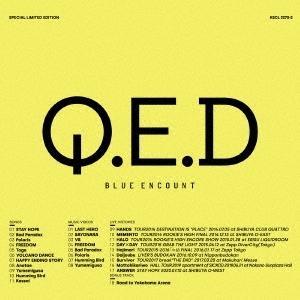 BLUE ENCOUNT/Q.E.D.<CD+DVD+GOODS>(完全生産限定盤)20201118|wondergoo