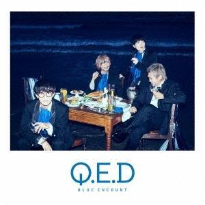 BLUE ENCOUNT/Q.E.D.<CD>(通常盤)20201118|wondergoo