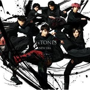 【先着特典付】SixTONES/NEW ERA<CD>(通常盤/初回仕様)[Z-9905]20201111|wondergoo