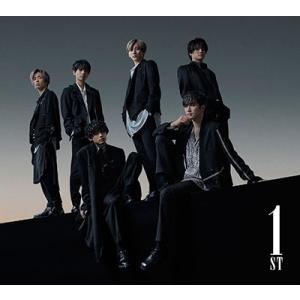 ■■SixTONES/1ST<CD+DVD>(初回盤A:原石盤)20210106|wondergoo