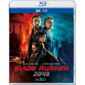 【先着特典付】洋画/ブレードランナー 2049 IN 3D<Blu-ray>(初回生産限定)[Z-7009]20180302|wondergoo
