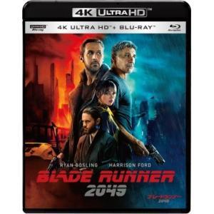 【先着特典付】洋画/ブレードランナー 2049 4K ULTRA HD&ブルーレイセット<Blu-ray>(初回生産限定)[Z-7009]20180302|wondergoo