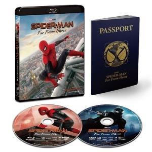 【オリジナル特典付】スパイダーマン:ファー・フロム・ホーム ブルーレイ&DVDセット<Blu-ray>(初回生産限定)[Z-8611]20191204|wondergoo