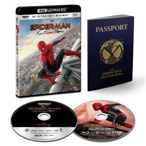 【オリジナル特典付】スパイダーマン:ファー・フロム・ホーム 4K ULTRA HD&ブルーレイセット<4K Ultra HD+Blu-ray>(初回生産限定)[Z-8611]20191204|wondergoo