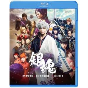 小栗旬/菅田将暉/橋本環奈/銀魂<Blu-ray>(通常版)20171122|wondergoo