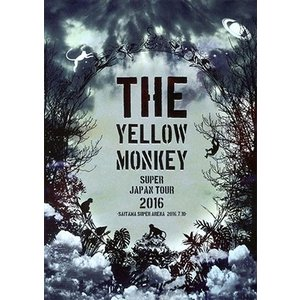 ◆◆【先着特典付】THE YELLOW MONKEY/THE YELLOW MONKEY SUPER JAPAN TOUR 2016 -SAITAMA SUPER ARENA 2016.7.10-<Blu-ray>[Z-5507]20161019|wondergoo