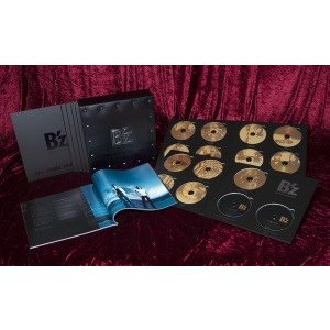 【代引不可】【オリジナル特典付】B'z/B'z COMPLETE SINGLE BOX【Black Edition 】<CD+DVD>[Z-6490]20170830|wondergoo