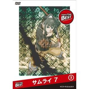 【新古】afb【DVD】 サムライ 7 GONZO THE BESTシリーズ 第2巻 wondergoo